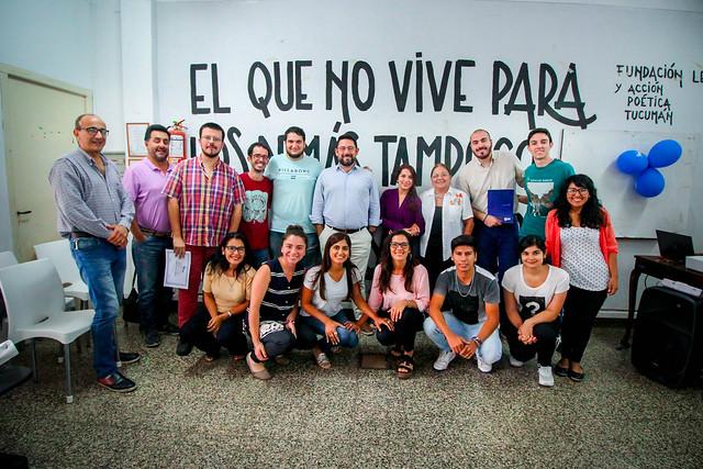 Cierre Institucional de la Colonia León | MAR 2019