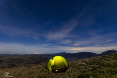 Night Lights. (CamraMan.) Tags: cumbria carlingknott wildcamping hillebergakto astrophotography lakedistrict sonya7 fotodiox canon1740mmlusm benro