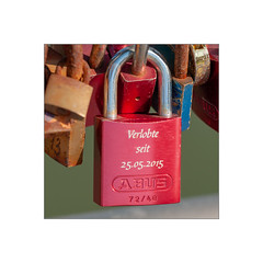 20150822_154900 (LeSzal) Tags: love symbol lock romance red heart padlock romantic shape valentine couple holiday day key celebration background closed metal concept icon isolated happiness eternity bridge fence happy sign white marriage design decoration celebrate wooden forever railing loyalty feeling traditional link unity wedding outdoors culture iron gift regions beauty idea wood beautiful