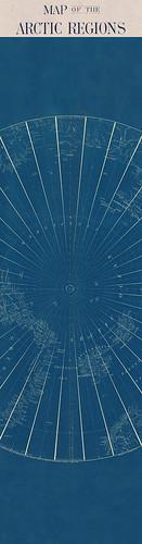 9611-Marque-pages // 19x5cm // Arctic Blue
