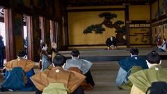 Japan - Kyoto - Samoerai @ Nijo Castle (janvandijk01) Tags: japanese japon japan kyoto samoerai nijo castle kasteel