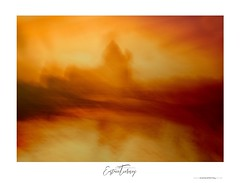 Monea Castle (Eustace Tierney) Tags: abstract abstractphotography icm impressionism multipleexposure fineartphotography sunset castle monea historicmonuments ireland fermanagh