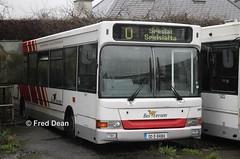 Bus Eireann DPC7 (00D84184). (Fred Dean Jnr) Tags: buseireann dpc7 00d84184 broadstone dublin february2013 dennis dart buseireannbroadstonedepot broadstonedepotdublin plaxton pointer