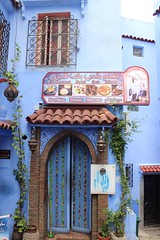Chefchaouen, Blue City of Morocco (Buster&Bubby) Tags: chaouen bluecity morocco chefchaouen rifmountains maroc