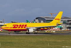 DHL (European Air Transport) A300-600F D-AEAO (birrlad) Tags: dublin dub international airport ireland aircraft aviation airplane airplanes airline airliner airways airlines taxi taxiway takeoff departing departure runway dhl cargo airbus a300 a300b4622rf daeao