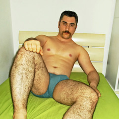 Spartacus (298) (@the.damned.spartacus) Tags: male muscle hunk big chest hairy bulto arab arabian arabdaddy old man sexy dady gym bulge legs mustache briefs lycra fetish iranman iran israel arabmales turk