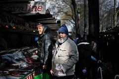 Paris, Marché Bastille (France 2019) (theodirector) Tags: market marketplace mart marché paris parislife sunday sundaylife sundaymarket old oldpeople oldman alone lonely loneliness