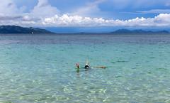 Nosy Tanikely / Остров Носи Таникели (dmilokt) Tags: природа nature пейзаж landscape море sea небо sky облако cloud остров island