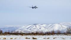 Aeroflot Boeing 777-300ER VQ-BUA (Zhuravlev Nikita) Tags: spotting elizovo kamchatka uhpp boeing 777 b777 boeing777 aeroflot