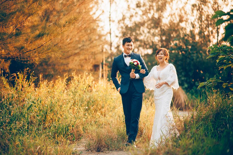 台南自助婚紗 屬於我們的隨性輕婚紗 022