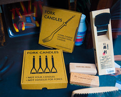 fork candles (spencerrushton) Tags: spencerrushton spencer rushton canon canonlens canonl canon5dmkiii 5dmkiii 5dmk3 london londonuk londoncity light city cityoflondon uk 1635mm 16mm wide widelens forkcandles