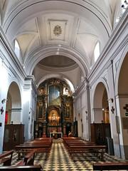 altar mayor interior Iglesia de San Pedro El Viejo Madrid (Rafael Gomez - http://micamara.es) Tags: altar mayor interior iglesia de san pedro el viejo madrid