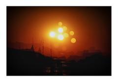 triple reflection in a window (Armin Fuchs) Tags: arminfuchs stpetersburg russia newa rivernewa sunset sun sunlight red window windowreflection triple evening afternoon weisenächte sommerzeit spring light jazzinbaggies