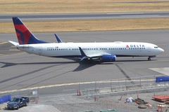 N873DN (LAXSPOTTER97) Tags: delta air lines boeing 737 737900er n873dn cn 31984 ln 6294 aviation airport airplane kpdx
