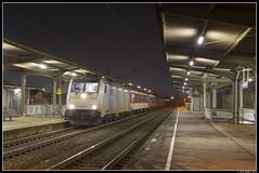 Rail Experts 186 291, Kaldenkirchen (J. Bakker) Tags: rail experts rxp lineas br186 traxx 186 291 railpool 1383 kaldenkirchen duitsland alpen express