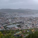 Bergen Panorama from Fløyen thumbnail