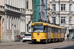 T4D-MT 224 267, Dresden (rengawfalo) Tags: tram tramway dresden tatra t4d sachsen saxony strasenbahn train railroad bahn dvbag tranvia tramvaj ckd elektricka öpnv tramwaj sporvogn road car city urbanrail publictransport windshield neustadt