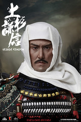 COOMODEL 20190120 CM-SE044 Uesufi Kenshin 上杉谦信 Deluxe - 07 (Lord Dragon 龍王爺) Tags: 16scale 12inscale onesixthscale actionfigure doll hot toys coomodel samurai