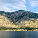 On a boat in the Bay of Kotor