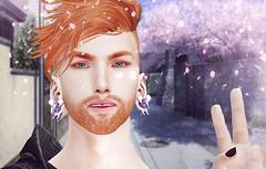 🎐Nippon🎐 (Kacius NyLLo) Tags: sl gingerboy boy nipon day blog gay catwa belleza jake redhead gloom gloomeyes eyes aitui