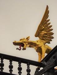 beast #1 (Dun.can) Tags: london art guesswherelondon gold