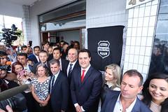 Inauguração da Delegacia da Mulher - São José dos Pinhais
