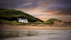 Room with a sea view (Glenn Birks) Tags: aberdovey mid wales uk beach sand sea