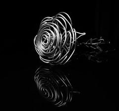 365 - Image 065 - Metal rose... (Gary Neville) Tags: 365 365images 6th365 photoaday 2019 sony sonycybershotrx100vi rx100vi vi garyneville