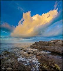 North by NorthEast.. (e0nn) Tags: pentaxdfa1530wr hdpentaxdfa1530mmf28edsdmwr steveselbyphotography steev steveselby ricoh pentax pentaxk1 luminar2018 basspoint water waves ocean sunset