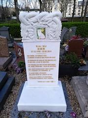 XIXI XU (marsupilami92) Tags: frankreich france îledefrance 92 hautsdeseine asnièressurseine cimetière îlerobinson chat