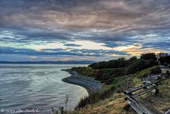 Twilight (Per@vicbcca) Tags: nikon d40x dallasrd victoria britishcolumbia canada twilight seascape landscape sunset photographiadepaisaje paisaje tourismo