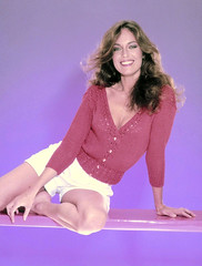 Catherine Bach 05 (gameraboy) Tags: catherinebach daisyduke cheesecake sexy woman actress pinup vintage television thedukesofhazzard 1970s 1980s
