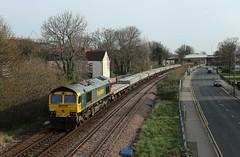 66568 (Andy Hughes Rail Pics.) Tags: 66568 6y33 hull 23032019