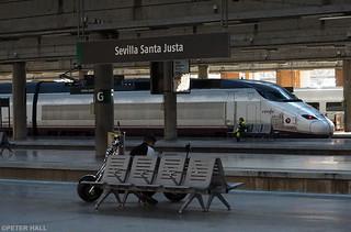 Renfe High Speed Train