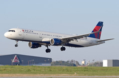 N316DN - 3/22/19 (nstampede002) Tags: delta deltaairlines airbus airbusa321 airbusa312200 a321 a321200 katl aviationphotography commercialaviation airliner