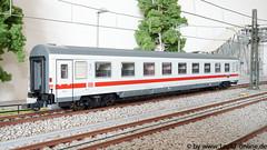 Roco 64909 IC/EC-Abteilwagen 1.Klasse der DB AG (Freestyler26M) Tags: roco 64910 64909 avmz 1081 abteilwagen intercity eurocity icec db ag bahn dbfernverkehr 1klasse spurh0 modelleisenbahn