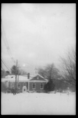 Guilford Library (philipgreene) Tags: nikonf2 trix philipgreene guilfordct contactsheet
