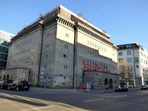 Berlin - Reichsbahn bunker Friedrichstraße (6)