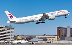 MSP B-2020 (Moments In Flight) Tags: minneapolisstpaulinternationalairport kmsp msp mspairport b2020 chinaeastern boeing b77w 777300er 77739per aviation avgeek diversion ces255 pvgord pvgmsp mspord