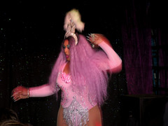 IMG_7726 (kennethkonica) Tags: zoniescloset dragqueen drag canonpowershot canon people persons usa hoosier midwest america lowlight bar nightlife indianapolis indiana indy faces tiara artistic pink