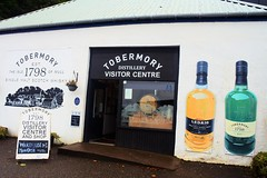 Tobermory Distillery, Isle of Mull (SLAva PhotoArt) Tags: island malt single distillery tobermory mull scotland scotch whisky