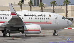 TS-IOO LMML 05-02-2019 Tunisia - Government Boeing 737-7H3(BBJ) CN 29149 (Burmarrad (Mark) Camenzuli Thank you for the 16.4) Tags: tsioo lmml 05022019 tunisia government boeing 7377h3bbj cn 29149