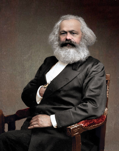 Karl Marx, From FlickrPhotos