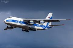 Volga Dnepr (ab-planepictures) Tags: antonov an 124 cgn eddk köln bonn cargo flugzeug flughafen airport aircraft aviation plane planespotting