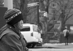 I miss my country. I miss my family. (Capitancapitan) Tags: pentax photography pop picture phone fashion film facebook family lady black bronx manhattan neury newyorkcity luciano life white walking