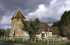 St Peter's Church, Tadley (Terrycym) Tags: hampshire tadley stpeterschurch fujixe3 fujinonxf23f28 england