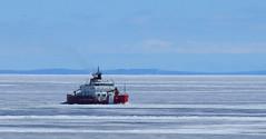 Breaking ice (jeramie.olson) Tags: winter minnesota duluth lakesuperior