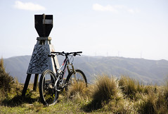 Spitfire (Wozza_NZ) Tags: banshee longgully polhill wellington newzealand trig spitfire mountainbike bike bicycle mtb nz