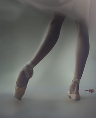 Tendu (Spoken in Red) Tags: tendu ballerina balletdancer ballet pointeshoes tutu skirt dancerlegs dancerfeet fineartportrait fineartphotography dancephotography spokeninred