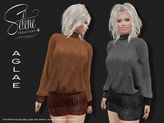 Aglae (Selene Morgan) Tags: sweat dress aglae selenecreations bento mesh leather